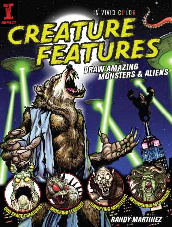 CREATURE FEATURES Cover