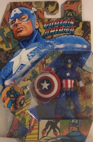 Captain America-custom figure-72