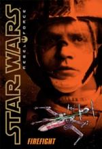 Star Wars Rebel Force: Book 4 Cover Illustration (Front)
