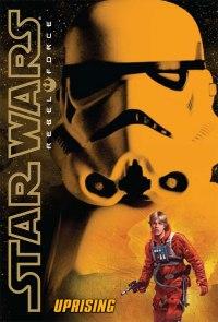 Star Wars Rebel Force: Book 6 Cover Illustration (Front)