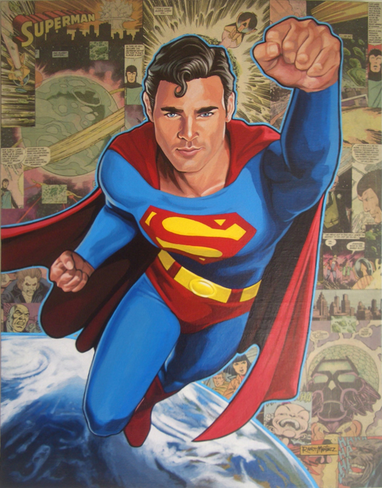 SIGNED CURT SWAN THE LEGACY OF SUPERMAN #1 DC COMICS POST ...   Superman Legacy