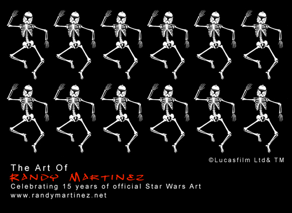 dancing clone skeletons-web