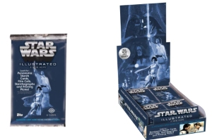 pack of sw illustrated